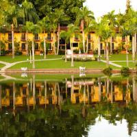 Hotel e Pousada Recanto do Rio Pardo, hotel in São José do Rio Pardo