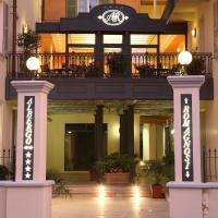 Casa Romagnosi, hotell i Salsomaggiore Terme