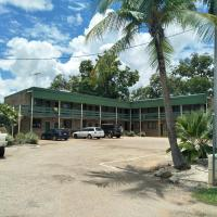 Palm Court Backpackers, hotel in Katherine