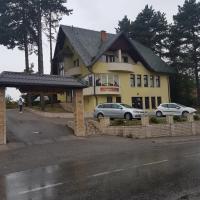 Motel & Restoran Lovačka Priča, отель в городе Tešanj