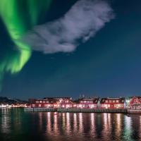 Anker Brygge, hotel in Svolvær