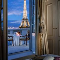 Shangri-La Hotel, Paris, hotel em 16º arr., Paris