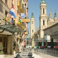 Hotel Tibur, hotel en Zaragoza