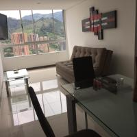 Apartamento de lujo en Medellin Sabaneta, hotel in Sabaneta