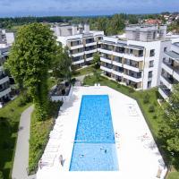 Rezydencja Ustronie Morskie – hotel w mieście Ustronie Morskie