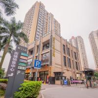 Guangzhou Rui De International Apartment Pazhou Center Branch