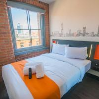 easyHotel Manchester, hotel in Manchester
