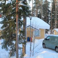 Lake Cottage Jänisvaara, hotelli Kolinkylässä