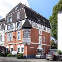 Hotel Friederike, hotel in Mülheim an der Ruhr