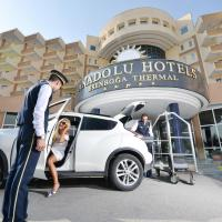 Anadolu Hotels Esenboga Thermal, отель в городе Эсенбога