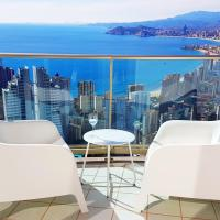 Luxury apartment on the 40th floor with amazing views
