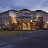 Courtyard by Marriott Fort Smith Downtown, hotel in Fort Smith
