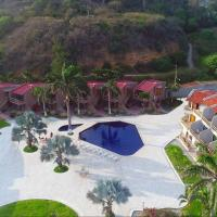 Baja Montañita Beach Resort, hotel em Montañita