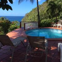 Hibiscus Cottage, hotel in Marigot Bay