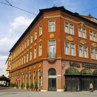 Hotel Pannonia, hotel in Miskolc