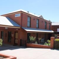 Bendigo Goldfields Motor Inn, hotel in Bendigo