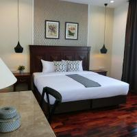 Bloom Boutique Hotel & Cafe, hotel in Vientiane