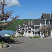 Condo Lac Archambault 326, hotel em Saint-Donat-de-Montcalm