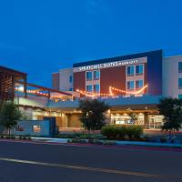 SpringHill Suites by Marriott Huntington Beach Orange County, hotel in Huntington Beach