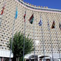 Hotel Uzbekistan, hotel in Tashkent