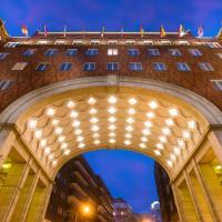 Arcadia Hotel Budapest, hotel v Budimpešti