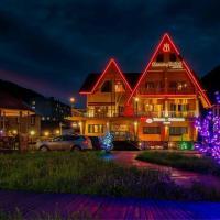 Dream of Baikal Hotel, hotel in Listvyanka