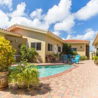 Little Paradise Aruba Vacation Apartments, hotel em Noord