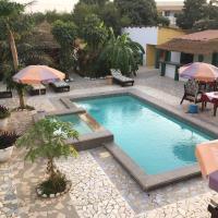 Mango Lodge Gambia, hotel in Brufut
