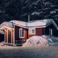 Pellon Helmi Holiday Cottages, hotelli Pellossa