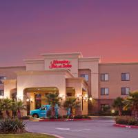 Hampton Inn & Suites Oakland Airport-Alameda, hotel near Oakland International Airport - OAK, Alameda