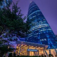 Four Seasons Hotel Guangzhou, отель в Гуанчжоу