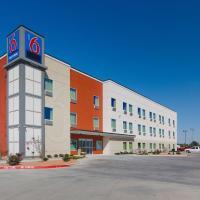 Motel 6-Midland, TX