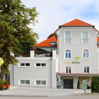 Pension Engelkeller, hotel in Donauwörth