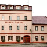 Hotel Slávie, hotel in Klášterec nad Ohří