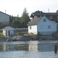 Nedre Glomvei, hotel in Fredrikstad