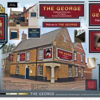 The George, hotel in Desborough