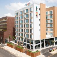 Seen Hotel Abidjan Plateau, hotel in Abidjan