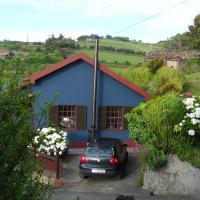 Casa do Gato Tomás, hotel in Santa Cruz das Flores