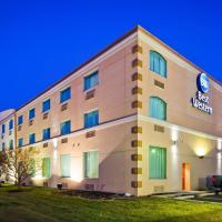Best Western Airport Inn & Suites Cleveland, hotel near Cleveland Hopkins International Airport - CLE, Brook Park