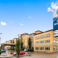 Best Western Sunrise Inn & Suites, hotel em Stony Plain