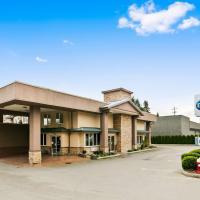 Best Western Maple Ridge, Hotel in Distriktgemeinde Maple Ridge