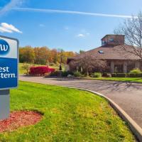 Best Western Richland Inn Mansfield, hotel in Mansfield