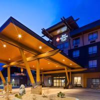 Best Western Plus Merritt Hotel, hotel em Merritt