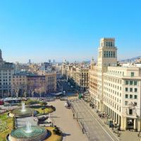 Iberostar Selection Paseo de Gracia 4 Sup, hôtel à Barcelone (L'Eixample)
