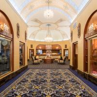 Marines' Memorial Club & Hotel Union Square, готель у Сан - Франциско