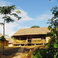 Amazon Dolphin Lodge, hotel em Tereré