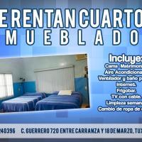 Amplias Y Confortables Habitaciones Amuebladas, hotel in San Juan Bautista Tuxtepec