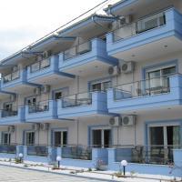 TETYK Keramoti Hotel Apartments, хотел в Керамоти