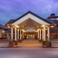 Hilton East Midlands Airport, hotel in Castle Donington