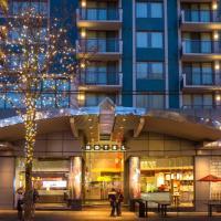 Blue Horizon Hotel, отель в городе Ванкувер